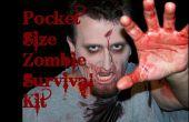 Die Tasche Größe Zombie-Survival-Kit!