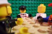 LEGO-Besprechungstisch