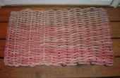 Wie erstelle ich eine Fußmatte aus recycelten Seil!