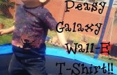 Wie erstelle ich ein Galaxy-T-shirt von Wall-E