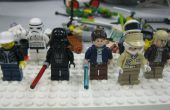 Wie man eine Lego / Star Wars Stop Motion Animation