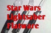 Star Wars Lichtschwert Utensilien