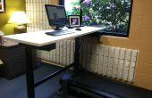 Stehend und Laufband Schreibtisch DIY
