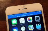 """Wie Sie Setup persönlicher Hotspot (""""Tethering"""") mit dem iPhone 6 (iOS 9.0.2)"""