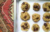 Gourmet Salz brauner Butter Chocolate Chunk Cookies