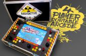 4 Player Portable Arcade-Maschine
