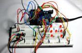 Wie erstelle ich einen elektronischen Würfel mit ARDUINO