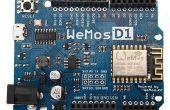 Die ESP8266 WeMos-D1R2 Programmierung mit Arduino Software/IDE