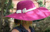 Einfach häkeln Hut / für Biginners