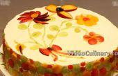 Einfache Torte mit Füllung Rezept Käsekuchen