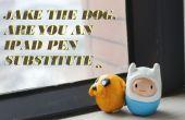 Jake den Hund bist du ein Ipad-Stift-Ersatz?