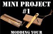 Mini-Projekt #1: Modding Ihr Magnesium Feuerstarter