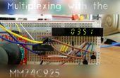 Multiplexen leicht gemacht mit dem MM74C925N
