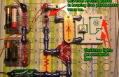 Programm Weihnachten Lichterkette Morsecode mit Arduino & Snap Schaltungen zu blinken