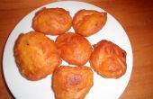 Einfache Kartoffel Jakobsmuscheln