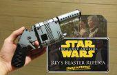 3D-Druck Rey Blaster von gescheiterten Print