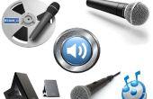 Aufzeichnen von Audio für Videos und Animationen: ein paar schnelle Tipps und Tricks