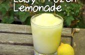 Einfach gefroren Limonade
