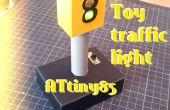 ATtiny85 Spielzeug Ampel