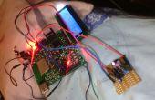 Zum Selbermachen eines Herz schlagen Monitors mit AVR