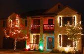 Xmas-Box: Arduino/IoBridge Internet gesteuert Weihnachtsbeleuchtung und Musik-Show