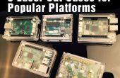 5 Design der Laser geschnittenen Fälle für 5 beliebten Plattformen