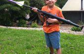 Hand-Held Druckluft Pistole/Launcher