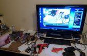 Ändern DIY-Brillen / Goggles mit einer Webcam zum Aufzeichnen von Videos