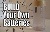 Bauen Sie Ihre eigenen Batterien!