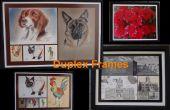 Duplex Rahmen für Ihr Kunstwerk