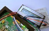 LinkIt - eine mit Text Dot-Matrix LCD-