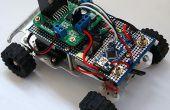 Einfache RC-Car für Einsteiger (Android Kontrolle über Bluetooth)