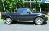 Gewusst wie: entfernen und installieren eine Türverkleidung auf einem 1993-2010 Ford Ranger LKW
