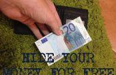 Gewusst wie: Geld oder wichtige Dokumente an einem sicheren Ort zu verstecken