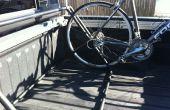 PVC LKW Bett Fahrradträger