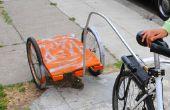 Keine Schweißnaht-Fahrrad-Anhänger