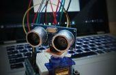 Ultraschall Mapmaker mit Arduino und MatLab