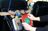 Makedo Rücksitz Dashboard