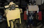 Umwandlung von Optimus Prime und Bumblee Biene Kostüme 2011