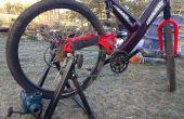 Tragbare Fahrrad Wasserpumpe