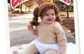 Müll Eimer Baby Kostüm mit Prop