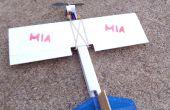 Vollständige Anleitung zum Aufbau Ihres ersten RC Foamboard Flugzeug