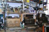 My Mixed Media Garage