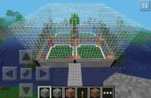 Wie erstelle ich einen Minecraft PE schnell bauen Arena