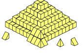 Eine völlig neue Theorie über den Bau der Pyramiden (soweit ich weiß)