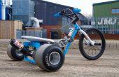 Motorisierte Drift Trike