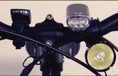 Spannung reguliert [5v] Fahrrad Dynamo Licht & USB-Ladegerät