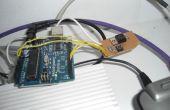 Auto-reset Zeug mit Arduino