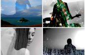 Machen Sie eine künstlerische Double Exposure Silhouette mit Pixlr Editor
