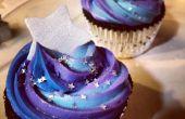 Unter dem Motto Cupcakes Galaxy